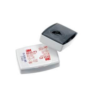 Фільтр захисту 3M™ від твердих і рідких аерозольних часток клас P3
