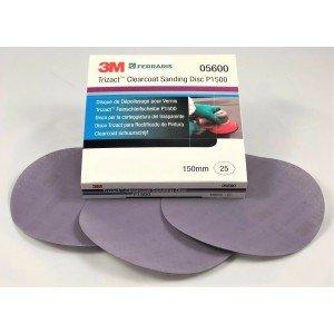 Абразивний диск 3M™ Hookit™ Trizact™ ø150мм P1500