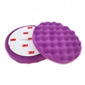 Поролоновий полірувальний круг 3M™ Perfect-It™ 150мм пурпурний