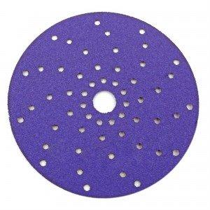 Абразивний диск 3M™ Hookit™ 737U Purple+ Cubitron™ II