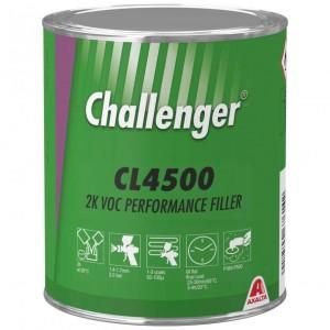 Грунт-наповнювач Challenger CL4500 2K VOC Performance 1 л сірий