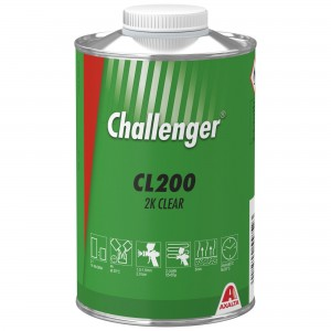 Лак Challenger 2K Clear (1л)