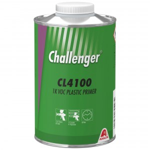 Грунт для пластику Challenger 1К СL 4100 1л
