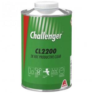 Лак Challenger VOC Productive двокомпонентний 1 л