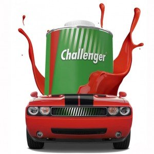 Лак Challenger Fast Clear двокомпонентний швидкосохнучий 1 л