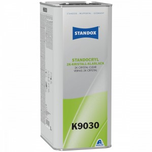 Standox K9030 Standocry Kristall-Klarlack 2K MS/HS Прозорий акриловий лак 5 л