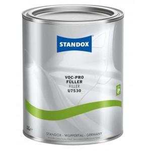 Грунт-наповнювач 2К Standox VOC Pro Filler U7530 Grey швидкосохнучий 1 л