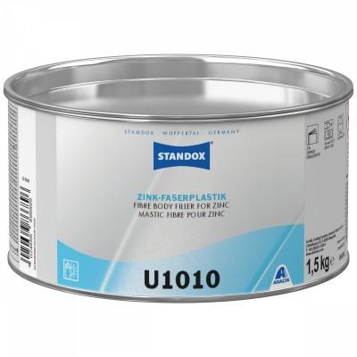 Армована скловолокном шпаклівка Standox Fibre Body Filler For Zinc U1010 (1.5кг)