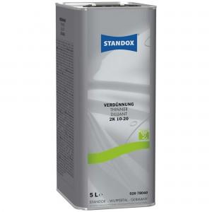 Розчинник Standox Thinner 2K 10-20 акриловий швидкий 5 л