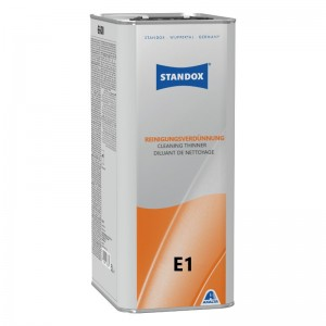 Очищувач металу та інструменту STANDOX Е1 5 л