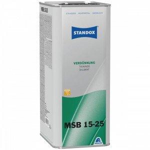 Розчинник Standox Thinner MSB 15-25 для бази і перламутру 5 л
