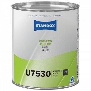 Standox U7530 VOC-PRO-Fueller Безусадковий надшвидкий грунт-наповнювач чорний 3,5 л