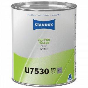 Standox U7530 VOC-PRO-Fueller Безусадковий надшвидкий грунт-наповнювач сірий 3,5 л